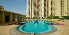 Semi Furnished Residential Apartment For Rent in DLF The Summit Golf Course Road Gurgaon
